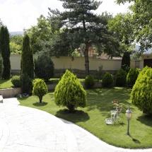 Озеленяване с тревен чим