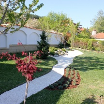 Реконструкция на двор, с. Марково