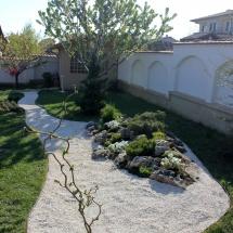 Реконструкция на частен двор, с. Марково